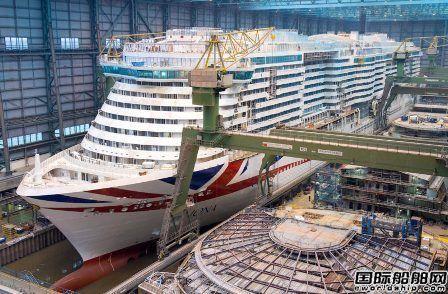 嘉年华集团今年将接收4艘新建豪华邮轮