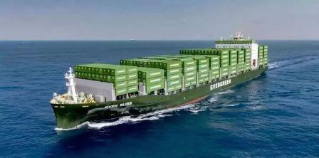 阳明海运新增台湾往返日本关西航线