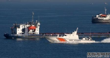 土耳其渔船被俄罗斯油轮撞沉3人失踪