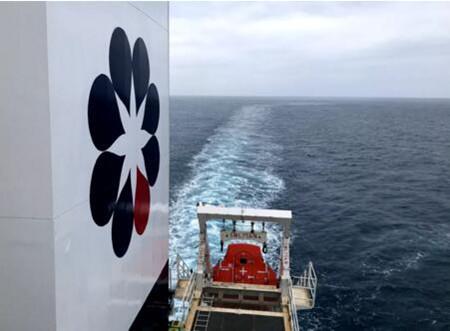 舟山中远海运重工圆满完成新年首次试航任务
