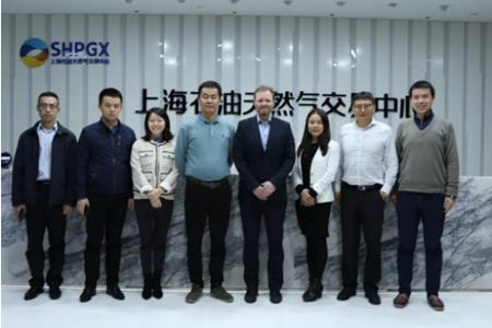 挪威礼诺液化天然气与上海石油天然气交易中心共探LNG创新合作