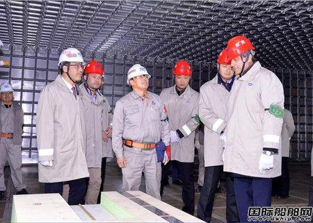 Qatargas高层到访沪东中华欲合作建造LNG船