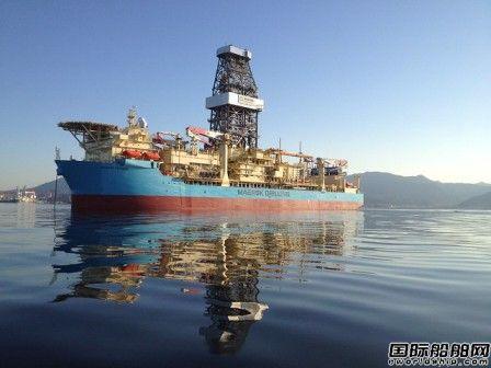 马士基钻井船获租约将刷新海上钻井水深纪录
