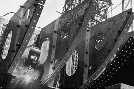 中国船用钢市场高端产品走势向好需求增长