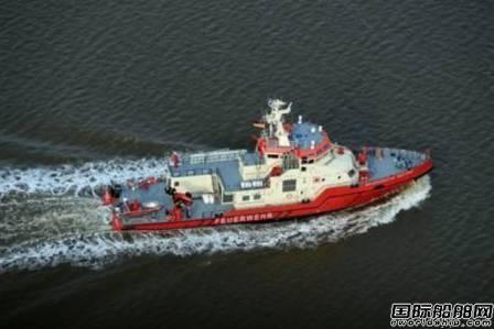 肖特尔获汉堡港2艘消防船推进装置订单