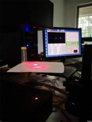压延挤出橡胶板带非接触激光在线测厚仪