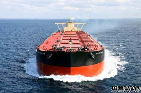 日本船企去年接单量同比下滑15%