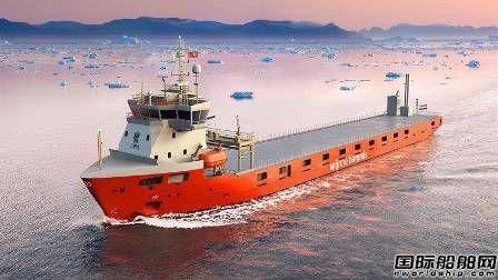 芜湖造船揽获新年首份订单