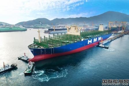 现代商船加入全球三大集运联盟THE联盟