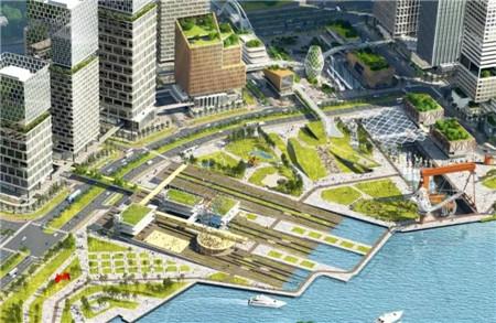 82亿元拍下!中国船舶集团共同开发建南方总部