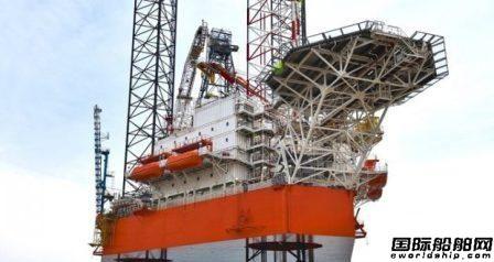 吉宝远东交付2020年首座钻井平台