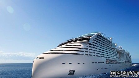 地中海邮轮在大西洋造船厂增订2艘LNG动力豪华邮轮
