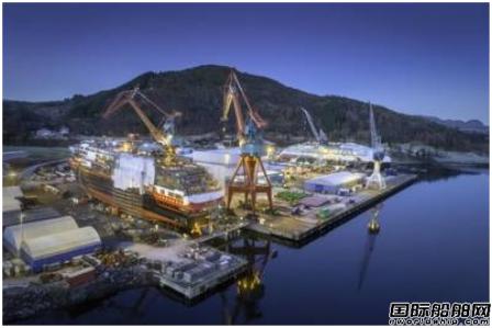 克罗地亚DIV集团将收购挪威Kleven Verft船厂