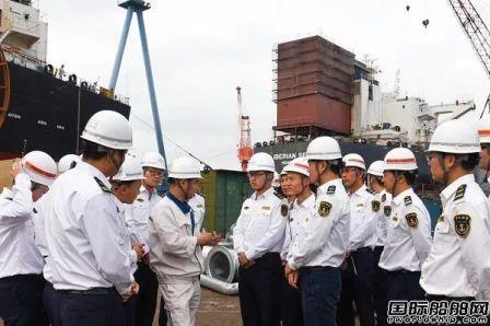 舟山船厂脱硫装置安装业务繁忙满负荷运转