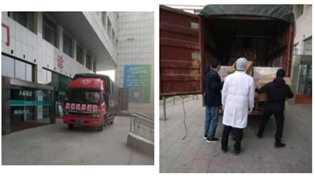 招商轮船紧急采购医用防护物资支援湖北