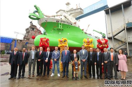 担忧中国船厂?欧洲船企欲联手收购IHC