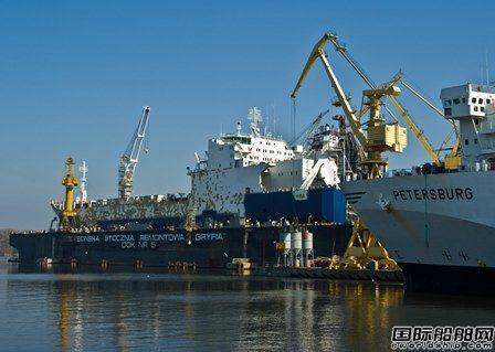 波兰Gryfia船厂去年维修业务大幅增长