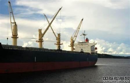日鲜海运将投巨资为80艘船安装脱硫装置