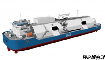 Marinnov研发LNG燃料加注船设计获BV原则批复