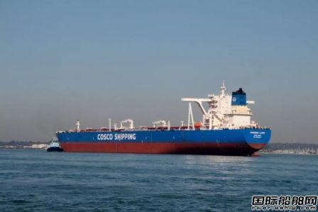 中远海运庞大油船船队重返市场