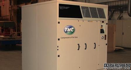 TMC获7艘LNG船空气润滑系统压缩机合同