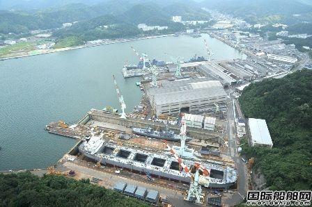 日本第二大船企JMU旗下船厂将退出商船建造