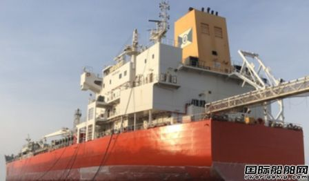 Langh Tech为4艘LPG船交付洗涤器