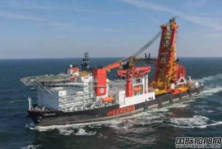 Ulstein获Heerema一艘改装船项目合同