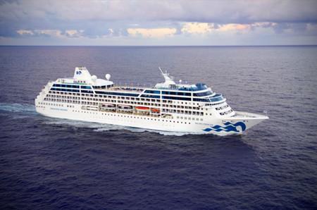 太平洋公主号正式加入公主邮轮2021欧洲航季船队阵容
