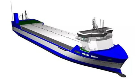 瓦锡兰集成解决方案助力三艘近海LNG动力船