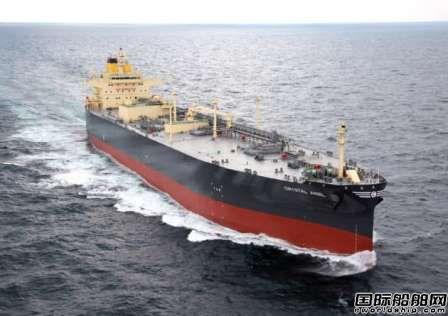 川崎重工交付1艘82200立方米VLGC