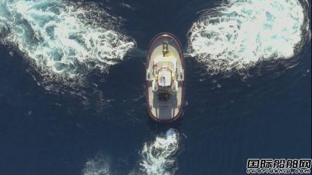 肖特尔获Seabulk公司2艘拖船6台舵桨订单