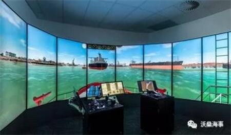 澳大利亚一扩建的船舶模拟中心投入运营