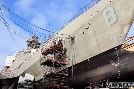 Titan将接管HII旗下San Diego船厂