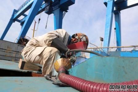 南通中远海运川崎2000多名员工返岗复工