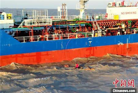 一艘货船舟山海域沉没3人死亡3人下落不明