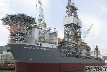 Transocean获新租约在手合同总价值达102亿美元