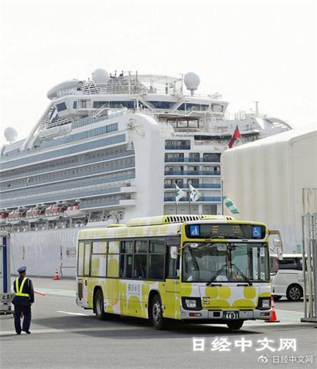 日本呼吁制定应对船内感染的国际规则