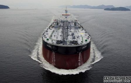 EPS在大鲜造船订造2+2艘50000吨成品油船