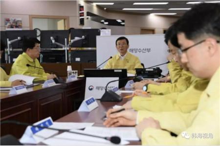 韩国疫情集中爆发,航运业