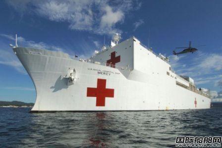 """日本政党力促政府建造""""医院船""""应对灾害"""