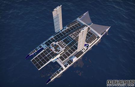 全球首艘能源自给氢动力船开启世界航行