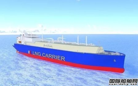 GTT再获沪东中华2艘LNG船货舱设计订单