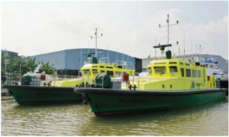 江龙船艇签订海上风电应急维护艇建造合同