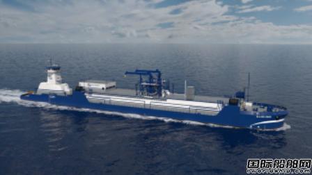 Q-LNG公司LNG驳船设计获USCG批复