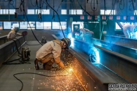 南通中远海运川崎复工率接近九成生产逐步恢复