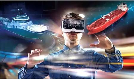 VR\AR技术对船舶工业领域的影响