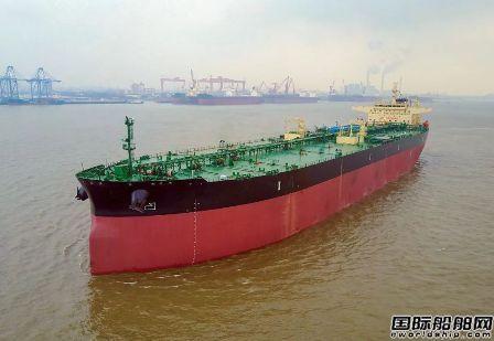 外高桥造船获EPS两艘苏伊士型原油船订单
