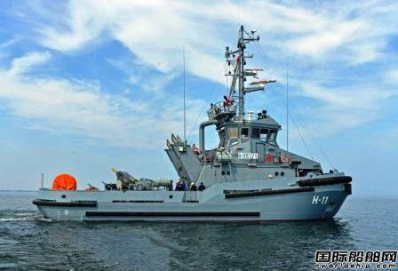 肖特尔推进方案助力波兰海军6艘新造拖船