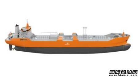 瓦锡兰获2艘LNG燃料加注船货物处理系统合同